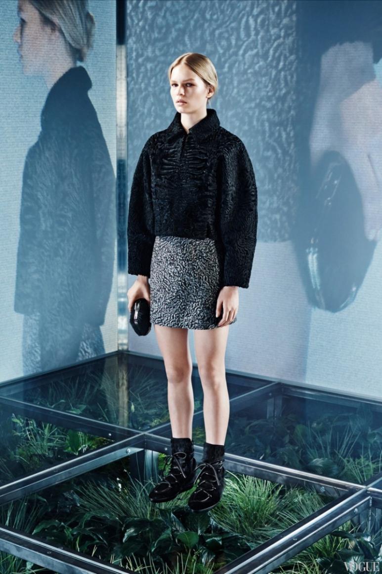 Balenciaga Couture весна-лето 2013 #14
