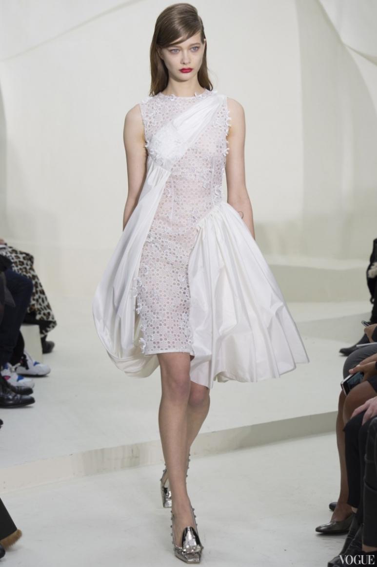 Christian Dior Couture весна-лето 2014 #4