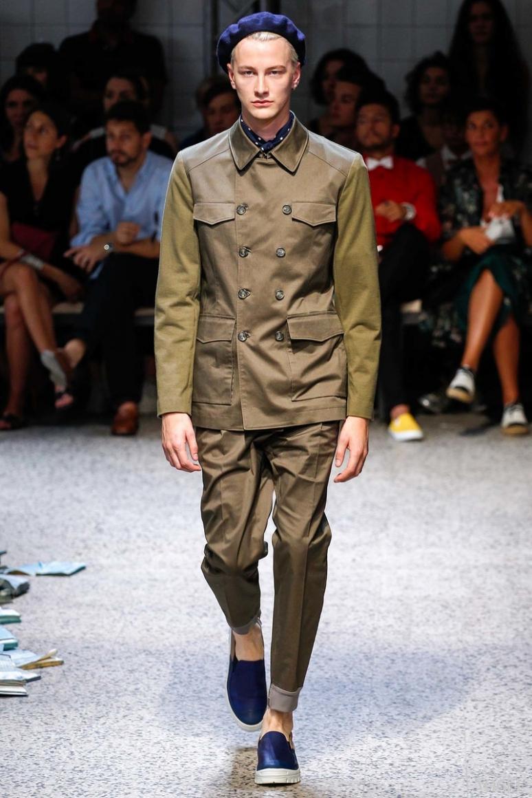 Antonio Marras Menswear весна-лето 2016 #14