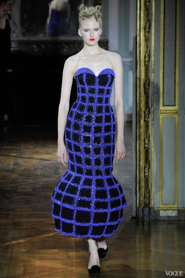 Ulyana Sergeenko Couture осень-зима 2015/2016 #38