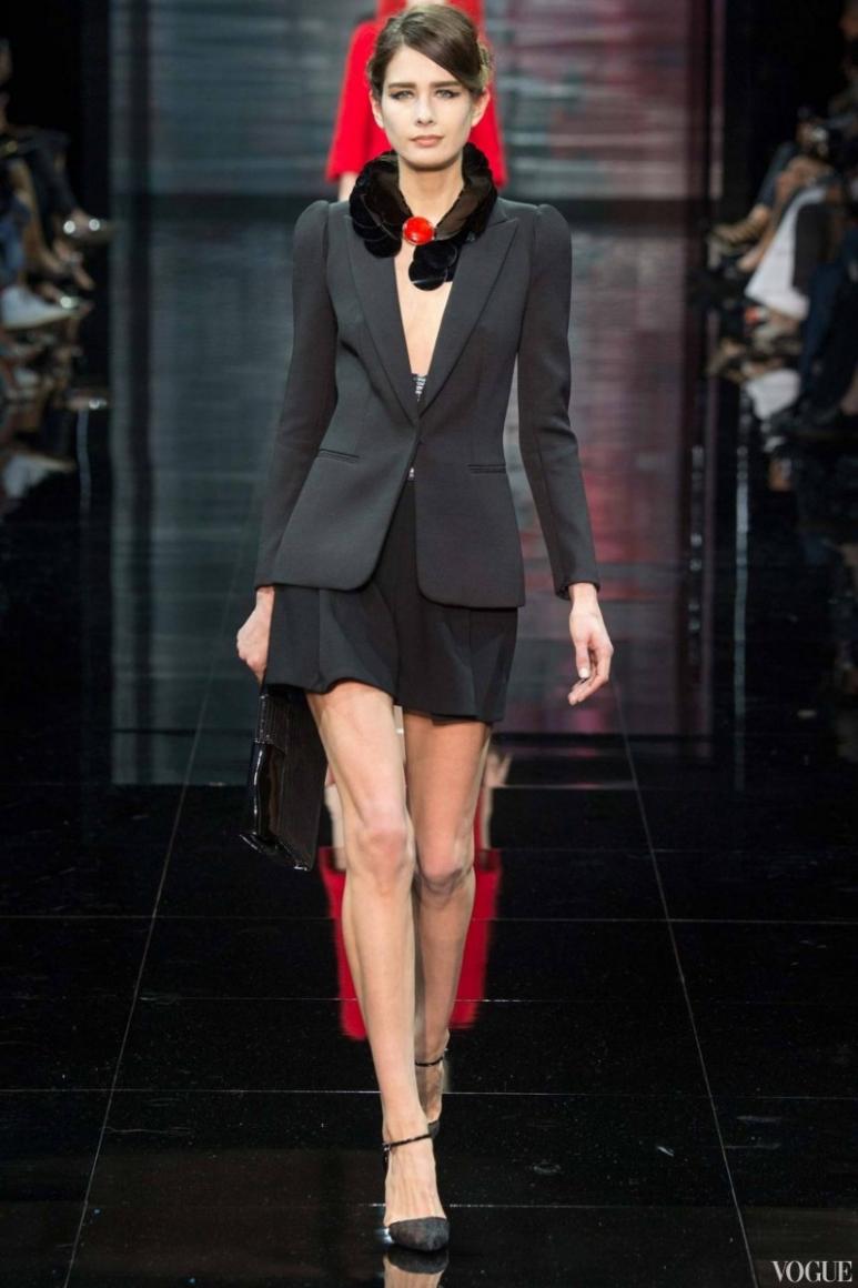 Armani Priv? Couture осень-зима 2014/2015 #47