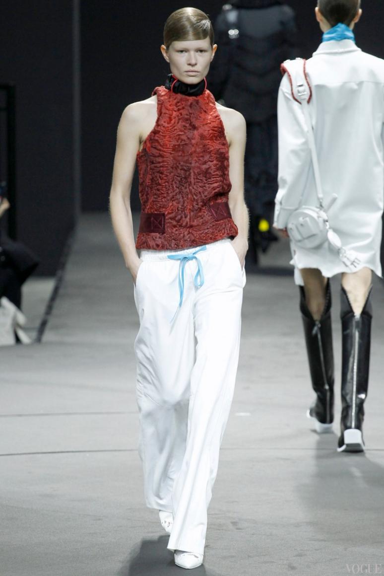 Alexander Wang осень-зима 2014/2015 #14