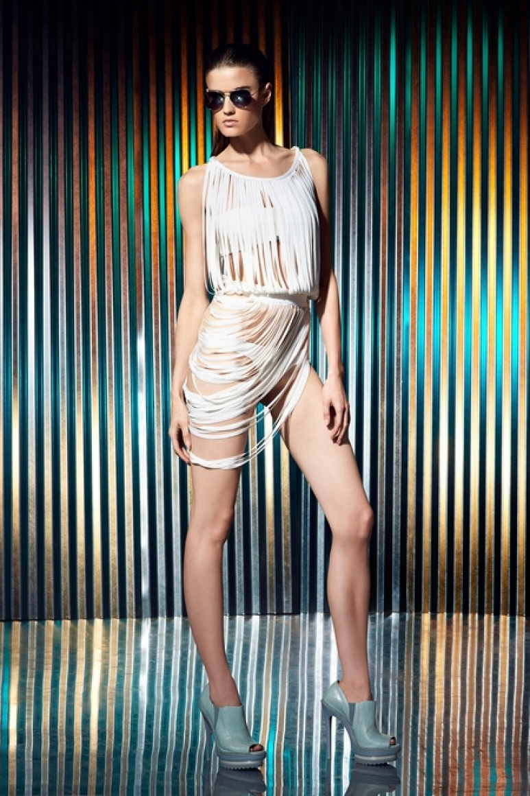 Herve Leger by Max Azria Resort 2014 #14