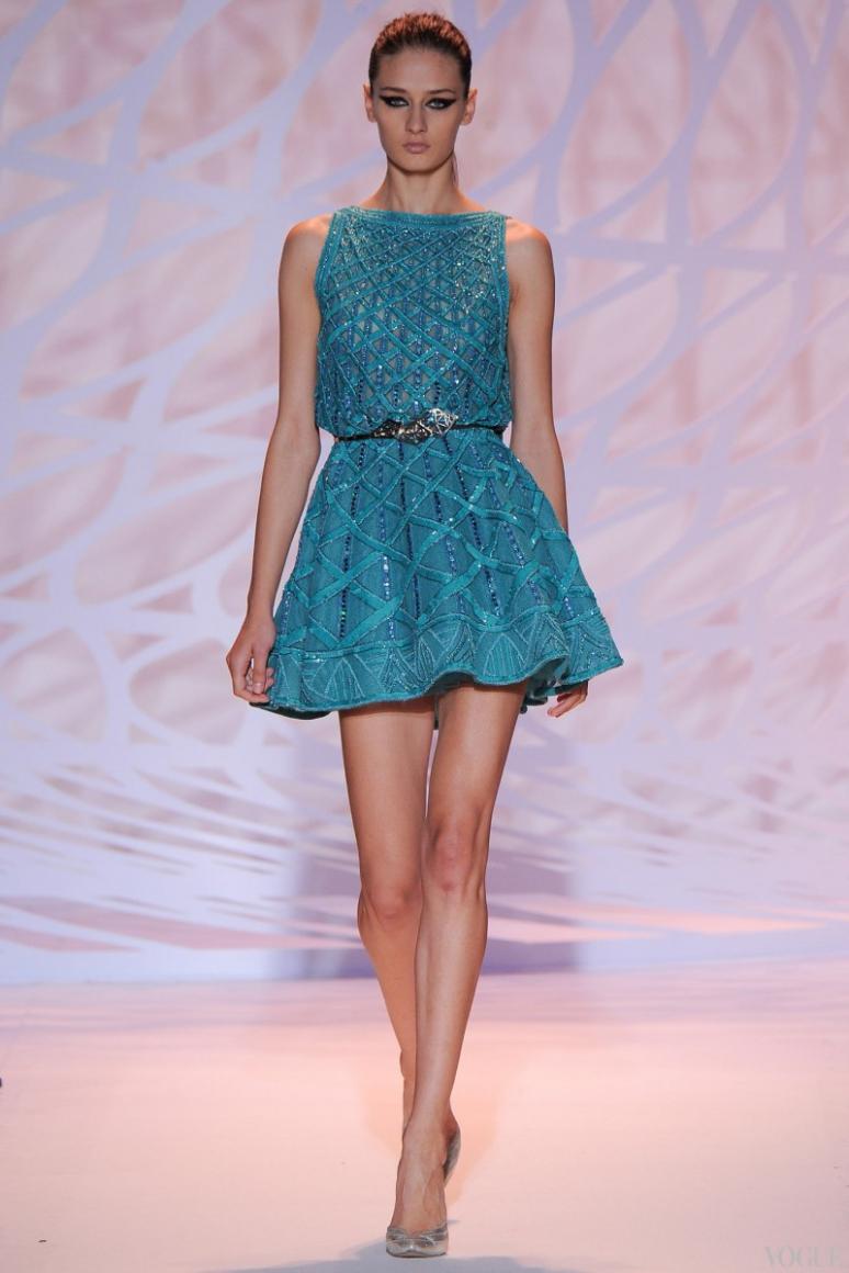 Zuhair Murad Couture осень-зима 2014/2015 #11