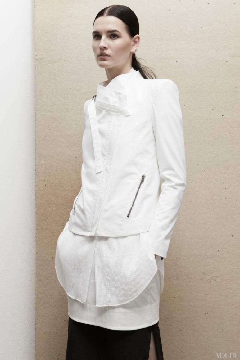 Helmut Lang Couture весна-лето 2013 #1