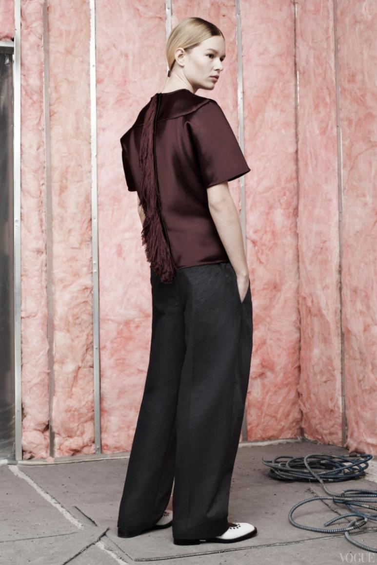 Alexander Wang Couture весна-лето 2013 #3