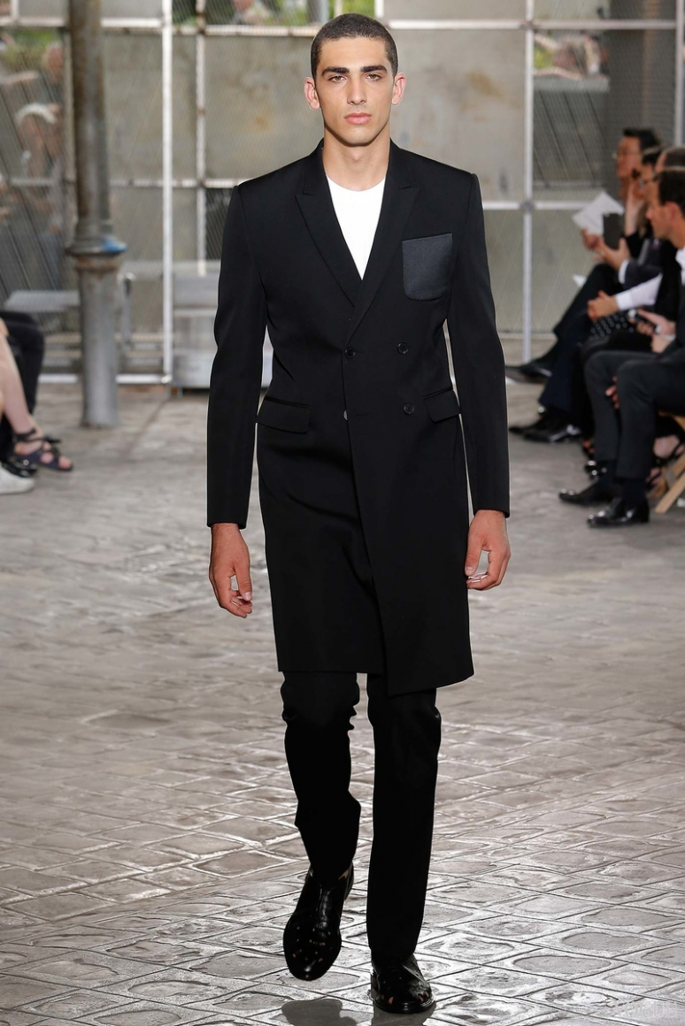 Givenchy Menswear весна-лето 2016 #11