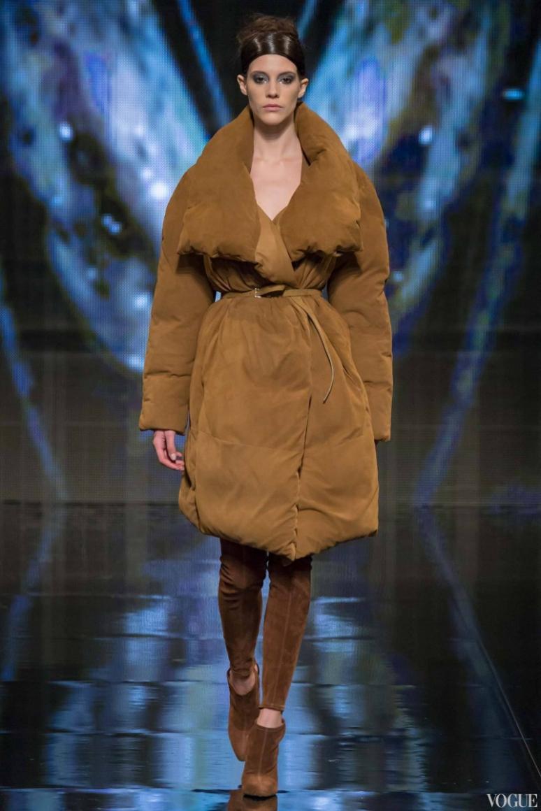 Donna Karan осень-зима 2014/2015 #15