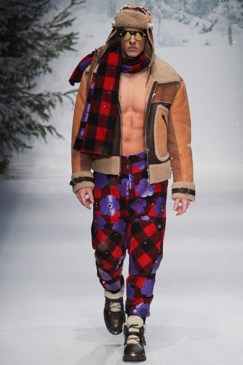 Moschino Menswear осень-зима 2015/2016 #12