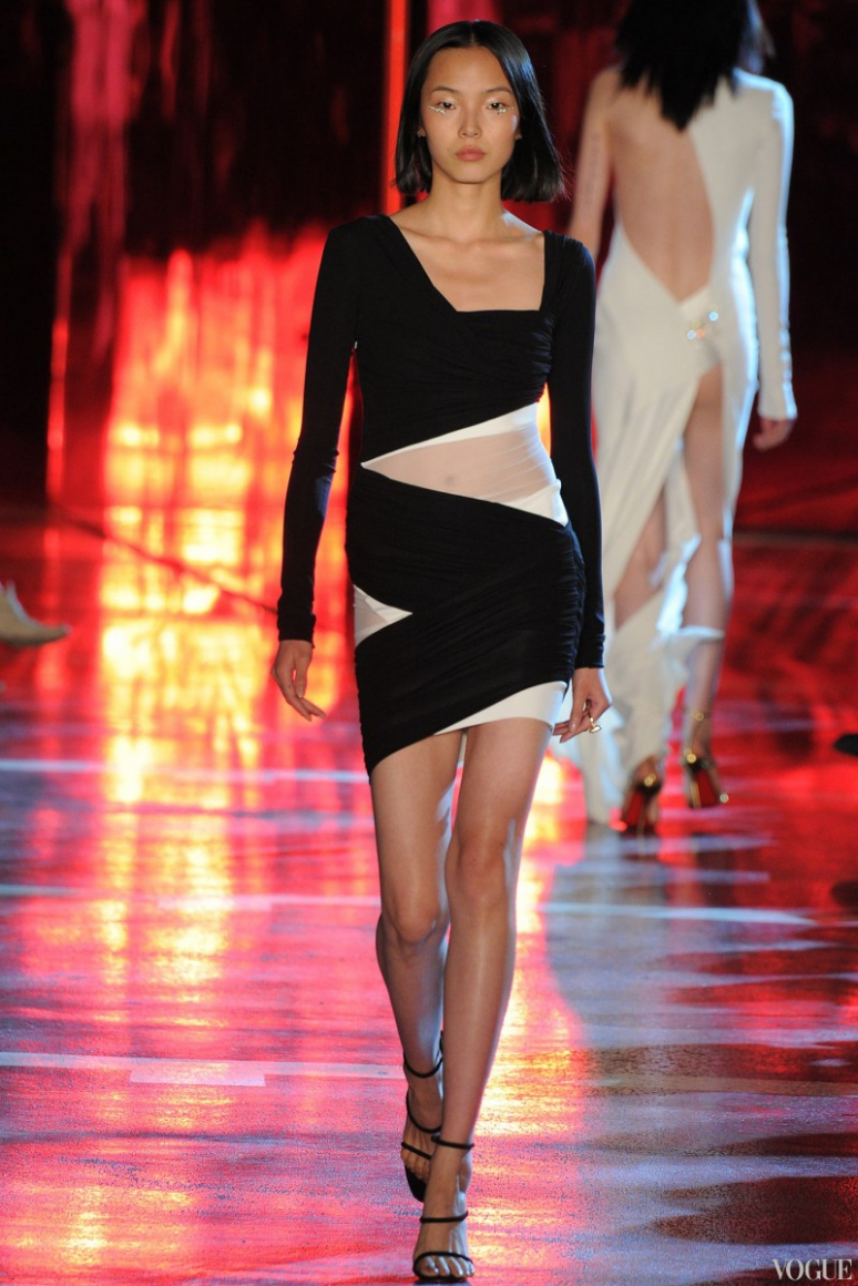 Alexandre Vauthier Couture осень-зима 2014/2015 #19