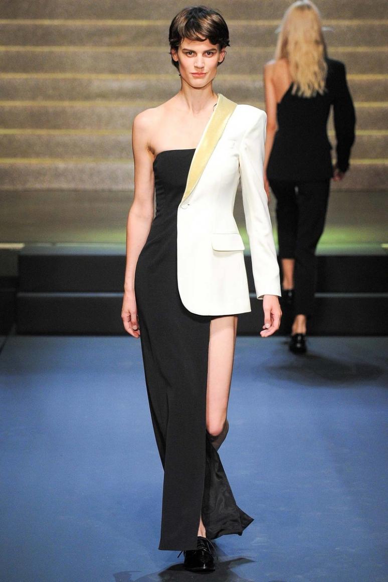 Jean Paul Gaultier весна-лето 2015 #22