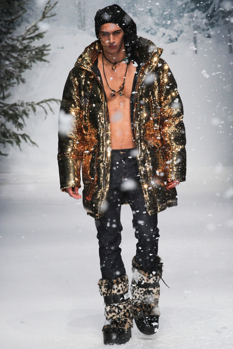 Moschino Menswear осень-зима 2015/2016 #3