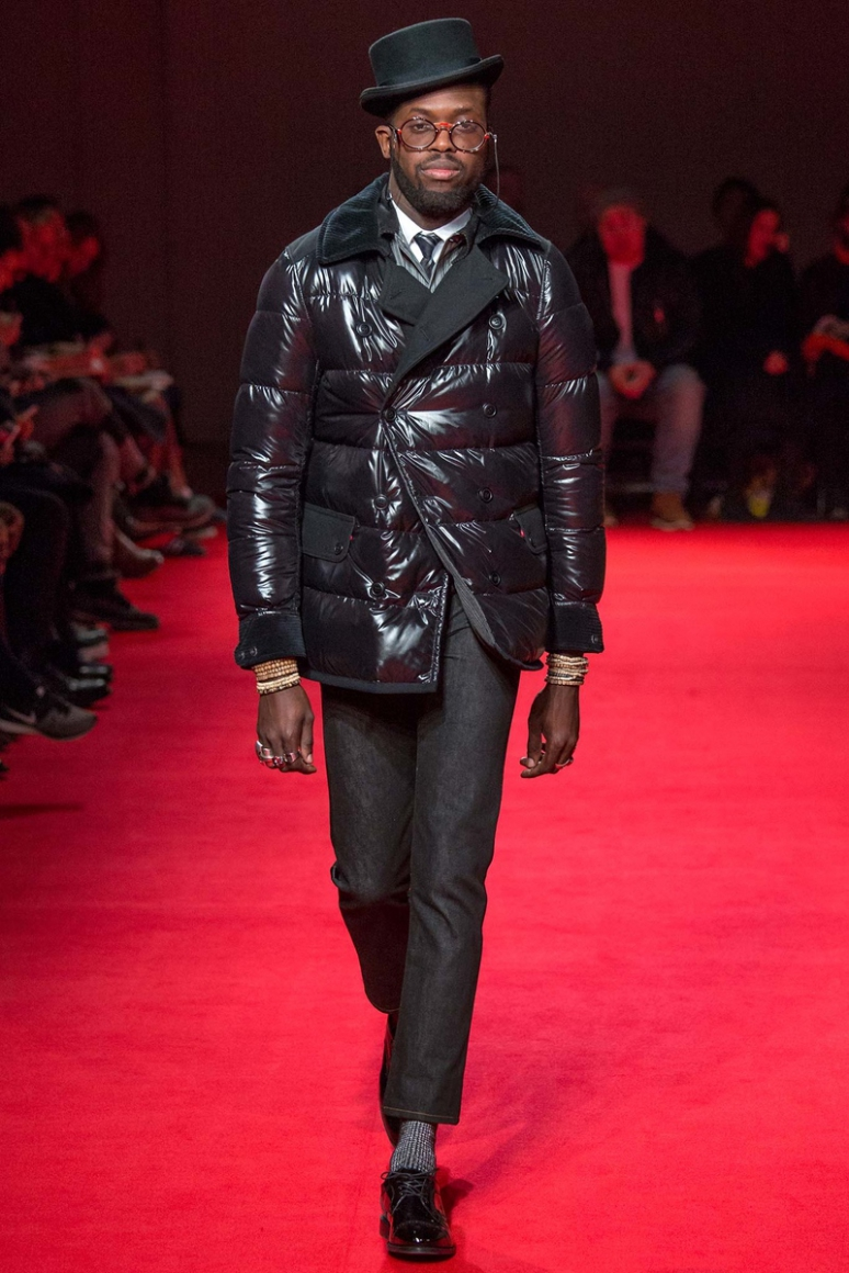 Junya Watanabe Menswear осень-зима 2015/2016 #19