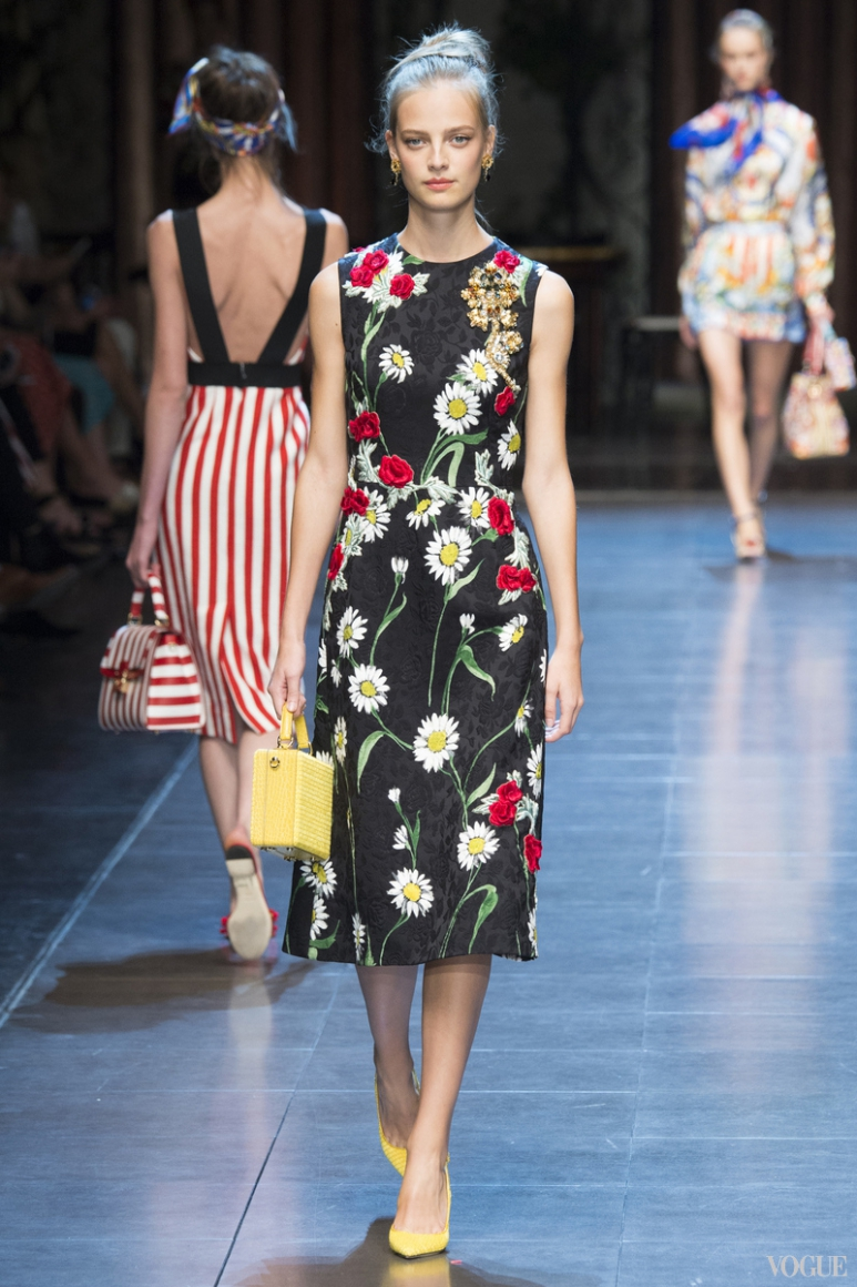 Dolce & Gabbana весна-лето 2016 #33