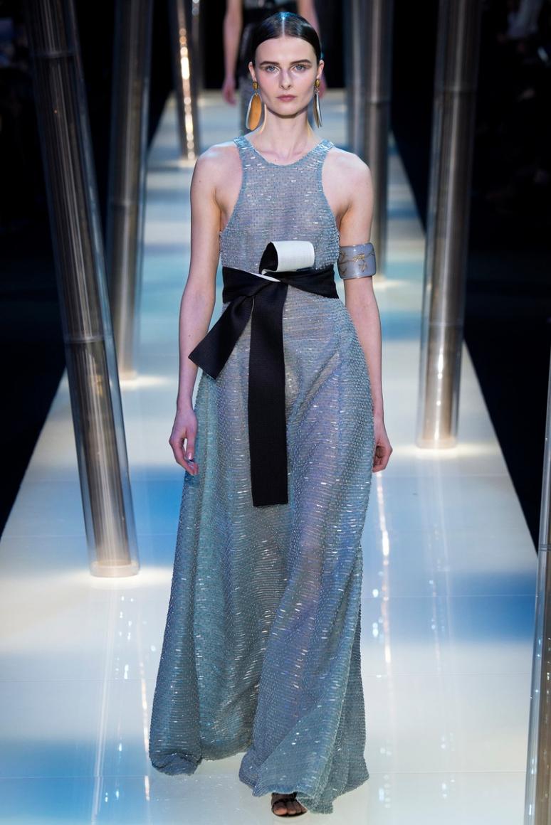 Armani Priv? Couture весна-лето 2015 #15