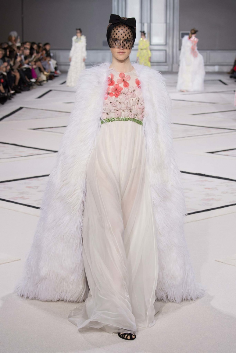 Giambattista Valli Couture весна-лето 2015 #13