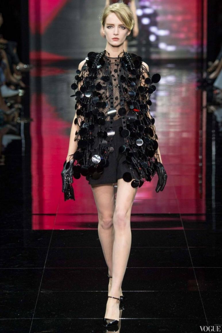 Armani Priv? Couture осень-зима 2014/2015 #29