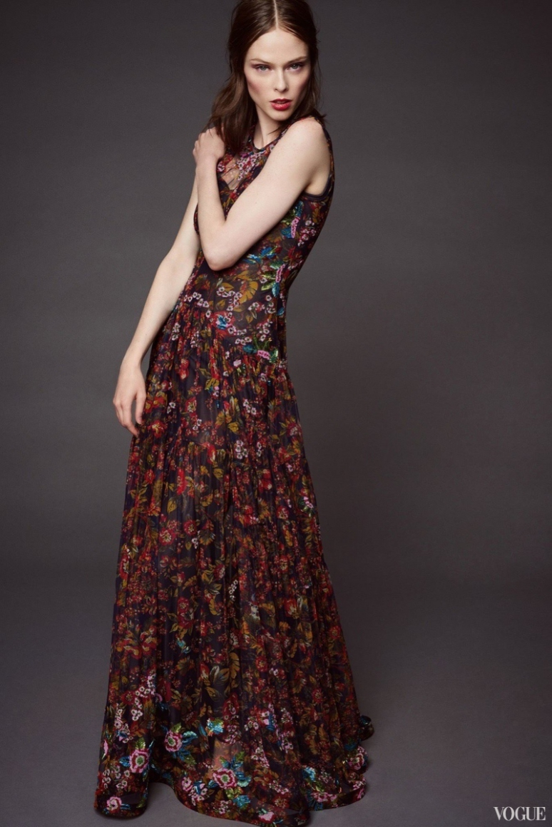Zac Posen Resort 2016 #5