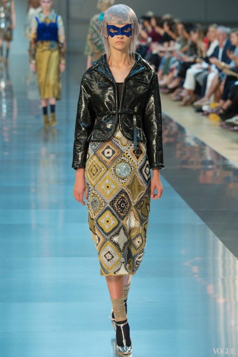 Maison Martin Margiela Couture осень-зима 2015/2016 #7