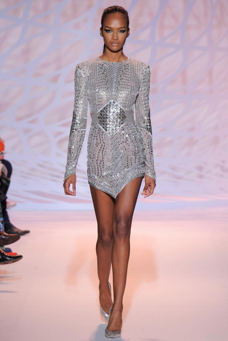 Zuhair Murad Couture осень-зима 2014/2015 #8