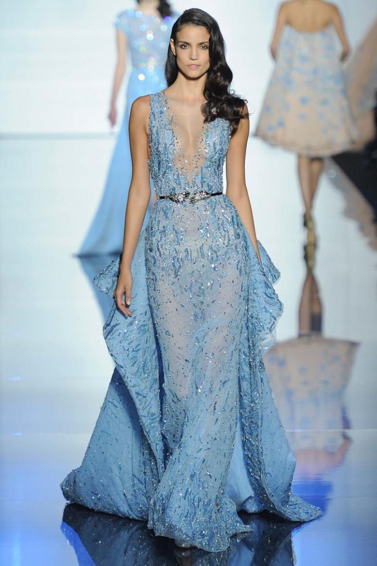 Zuhair Murad Couture весна-лето 2015 #23