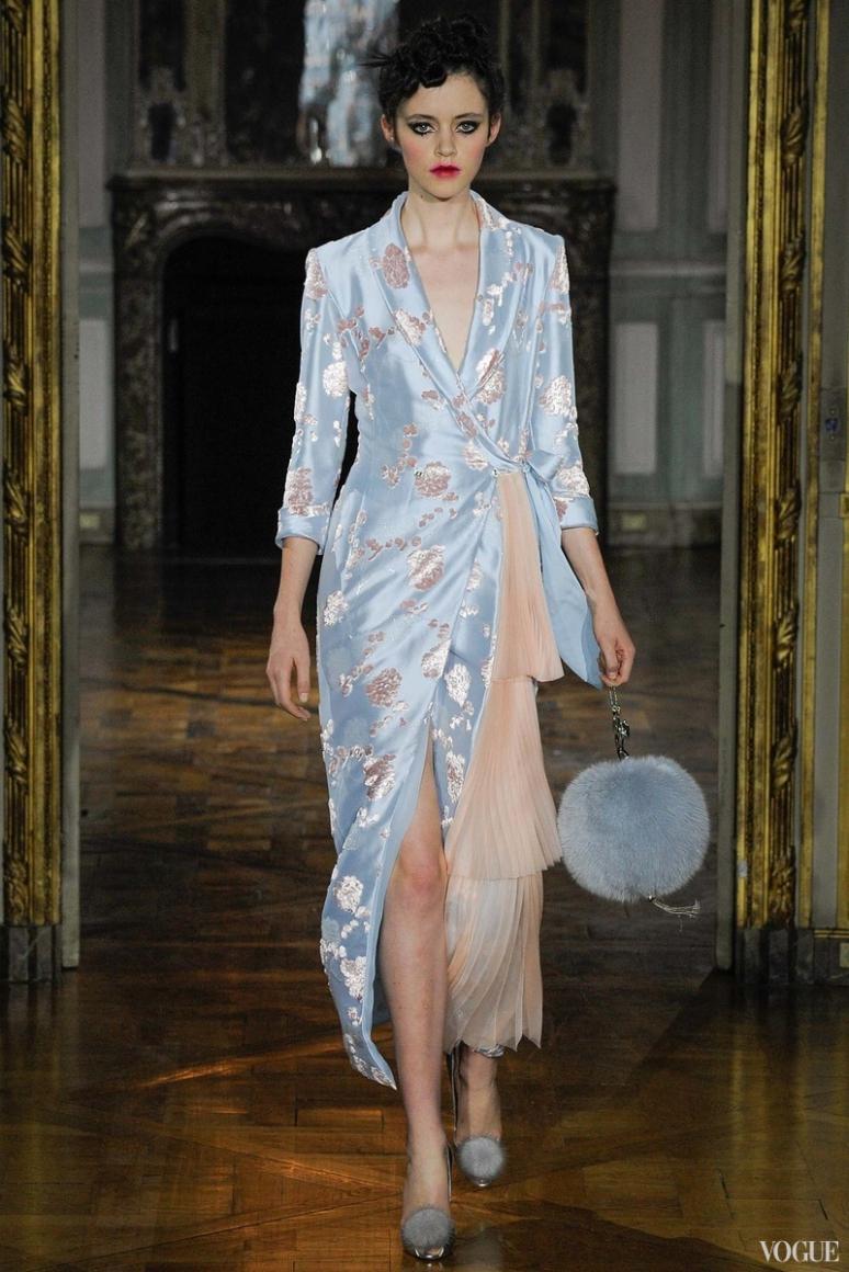 Ulyana Sergeenko Couture осень-зима 2015/2016 #24