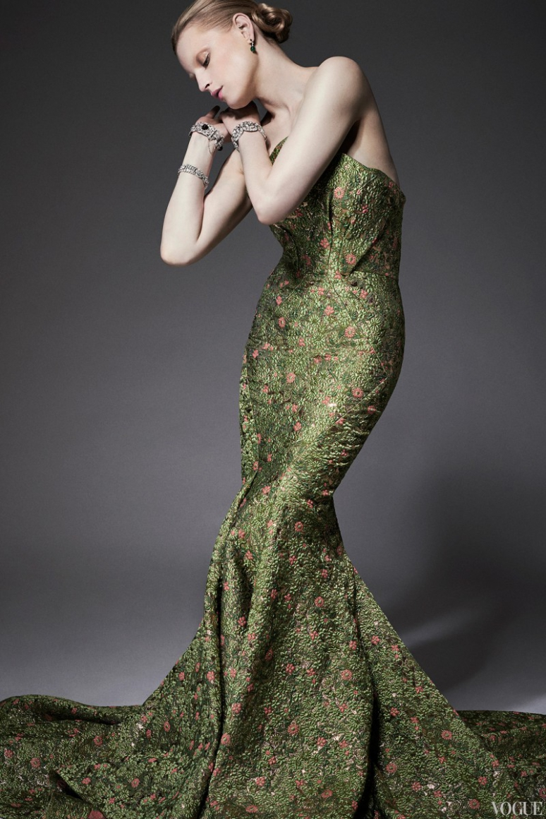 Zac Posen Resort 2015 #11