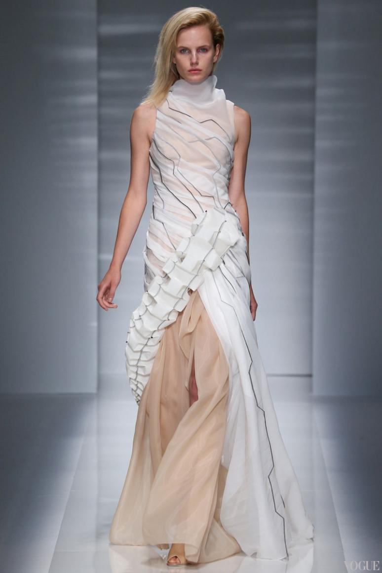 Vionnet Couture осень-зима 2014/2015 #6