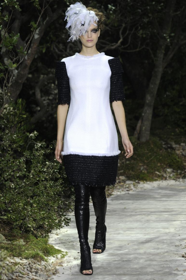 Chanel Couture весна-лето 2013 #17