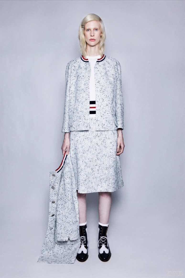 Thom Browne Resort 2016 #14