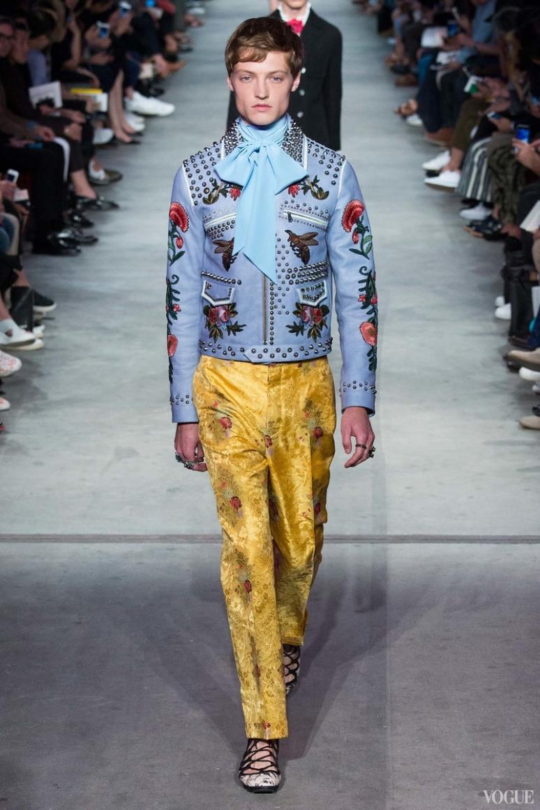Gucci Menswear весна-лето 2016 #41