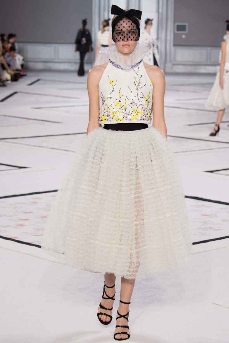 Giambattista Valli Couture весна-лето 2015 #27