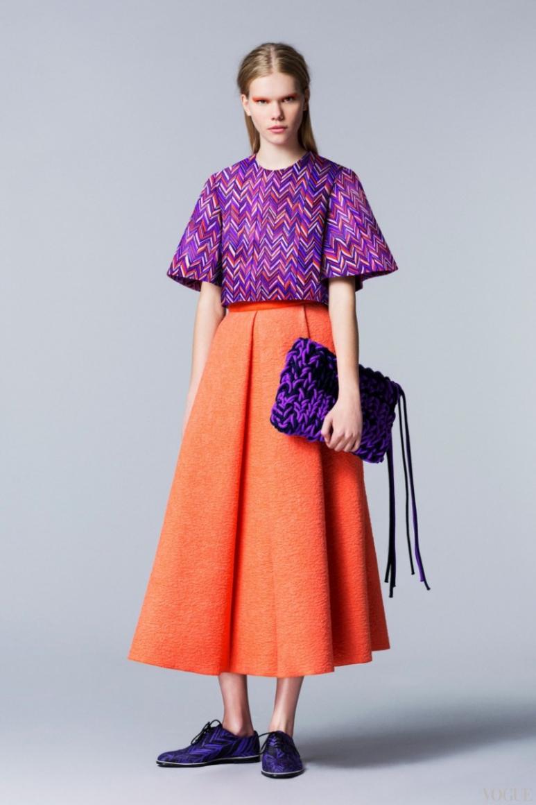 Roksanda Couture весна-лето 2013 #6