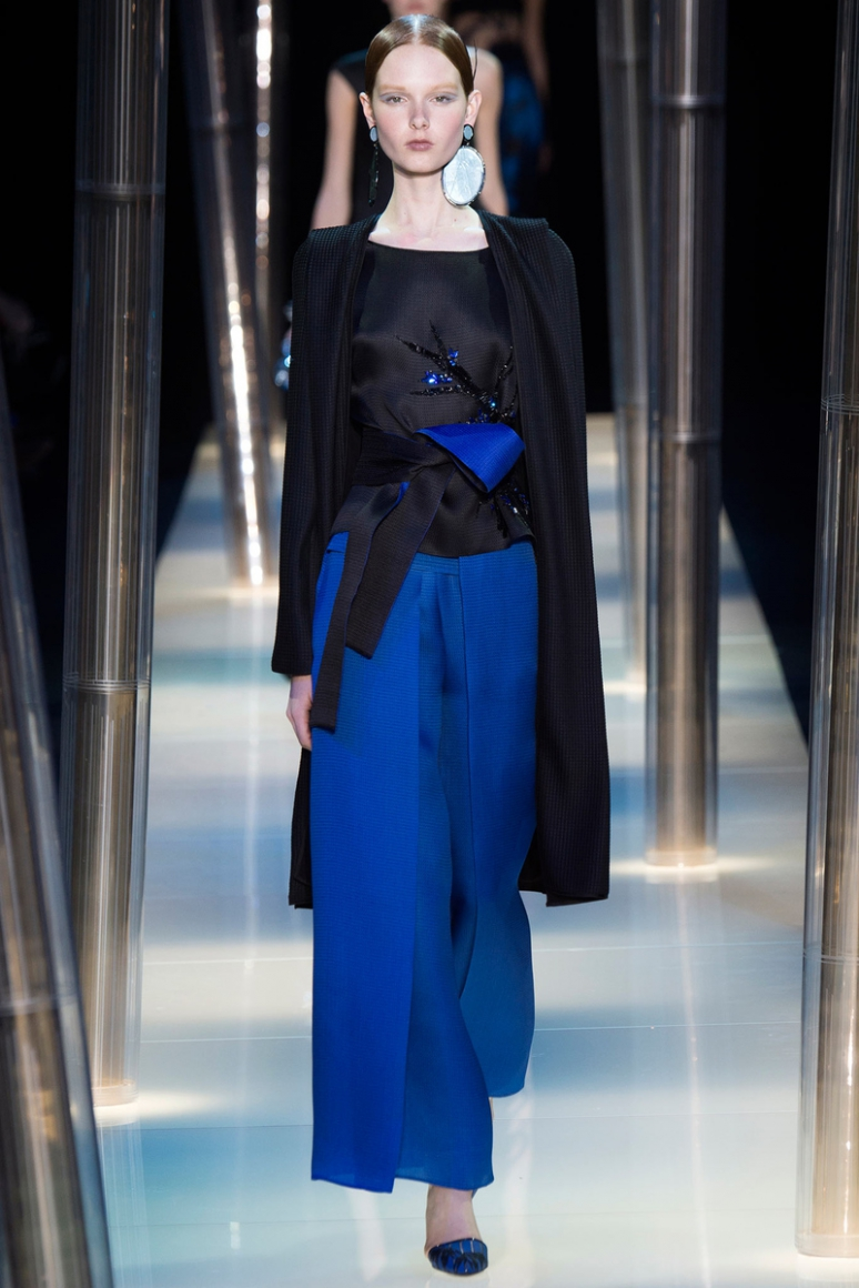 Armani Priv? Couture весна-лето 2015 #6