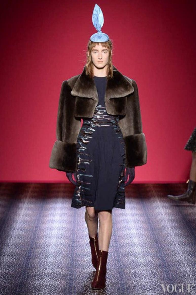 Schiaparelli Couture осень-зима 2014/2015 #23