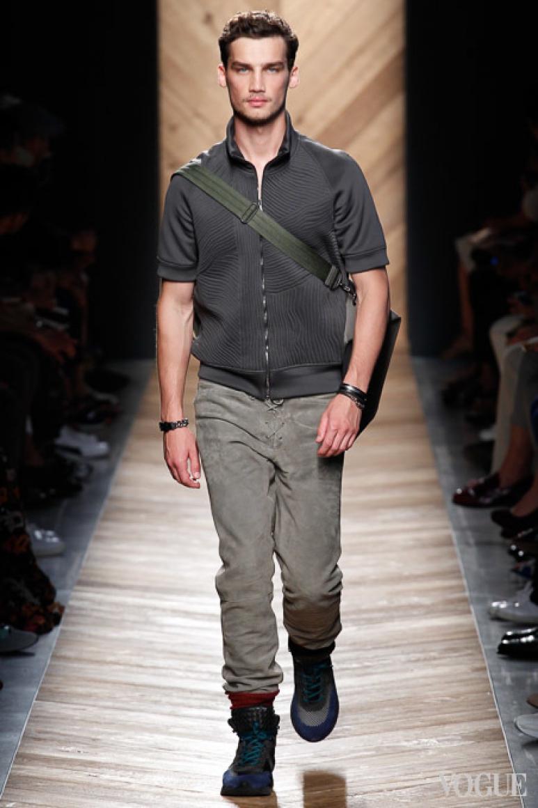 Bottega Veneta Menswear весна-лето 2016 #45
