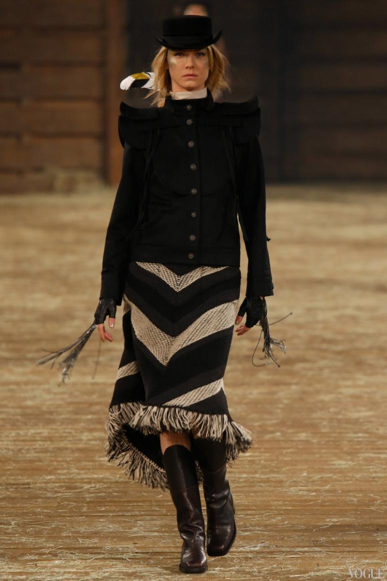 Chanel Couture весна-лето 2013 #49
