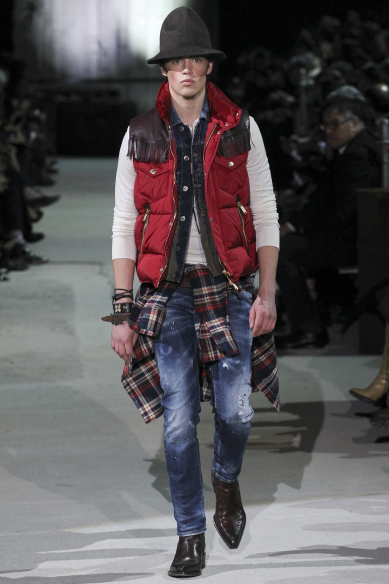 Dsquared? Menswear осень-зима 2015/2016 #32