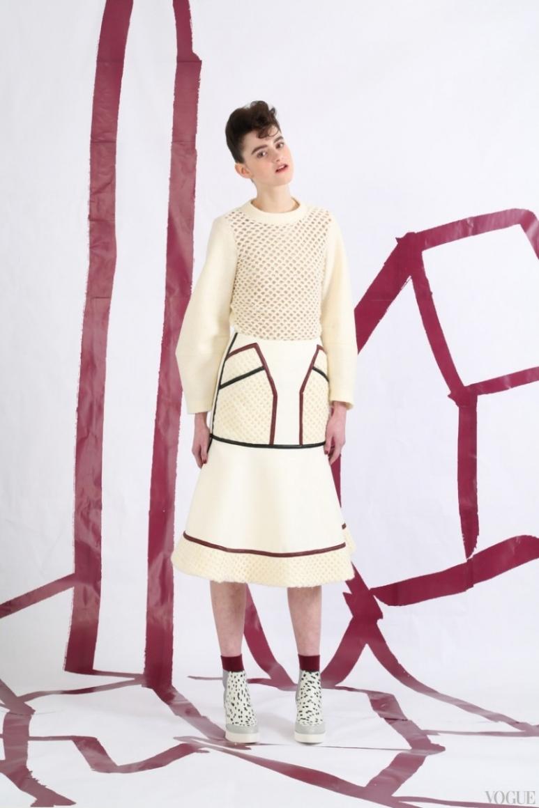 Tsumori Chisato Couture весна-лето 2013 #30