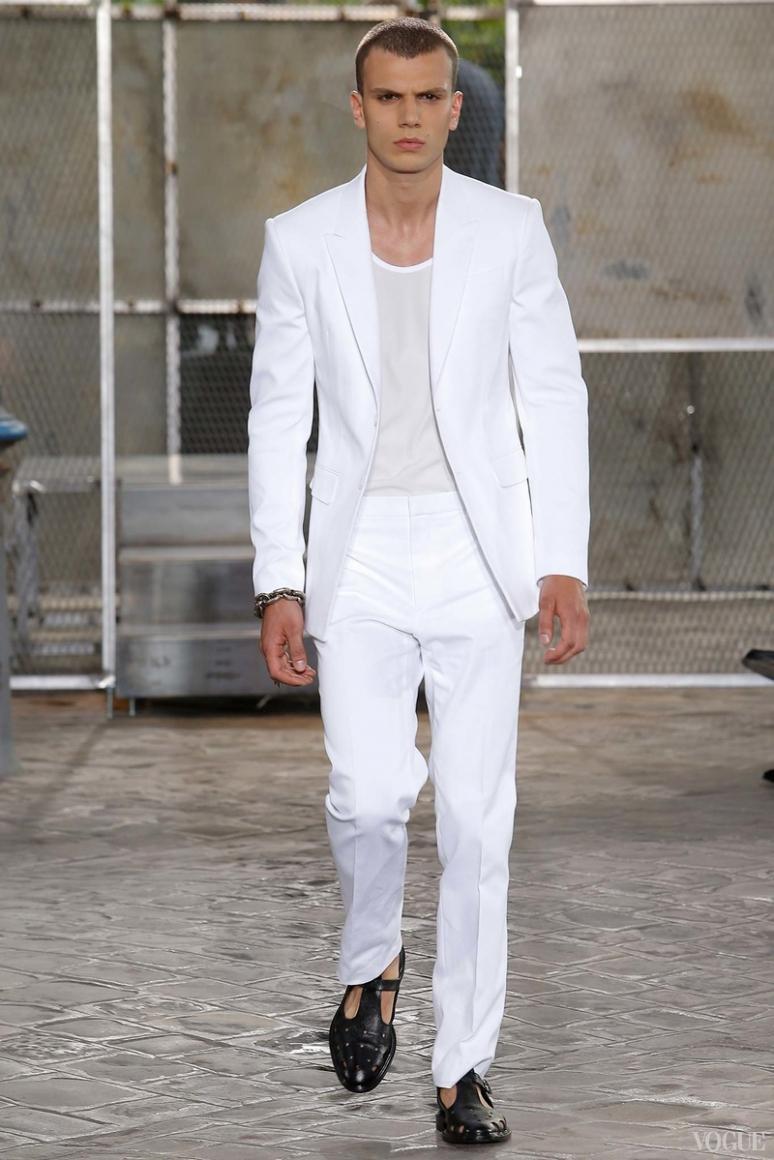 Givenchy Menswear весна-лето 2016 #16