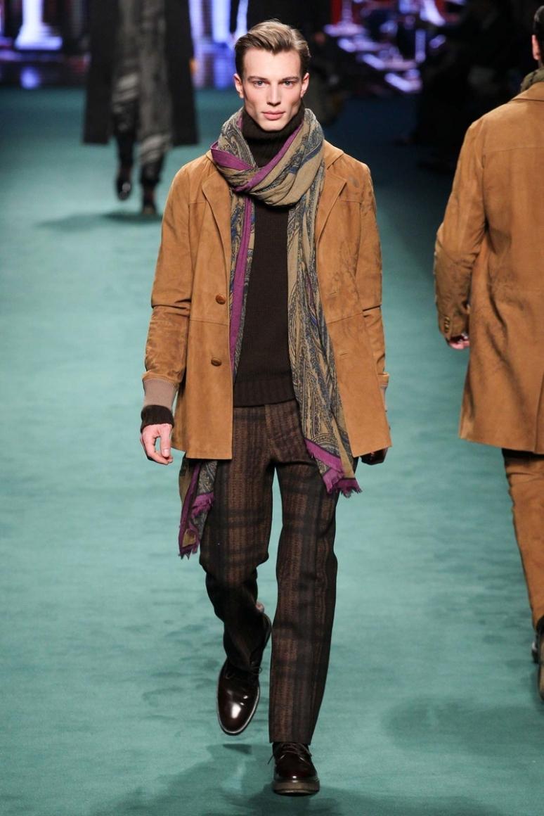 Etro Menswear осень-зима 2015/2016 #35