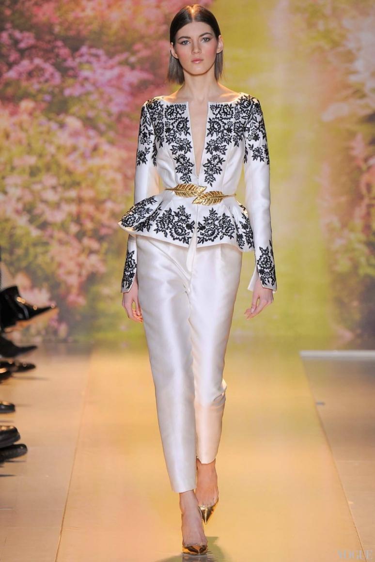 Zuhair Murad Couture весна-лето 2014 #35