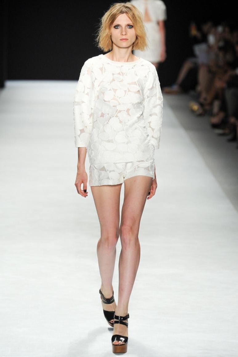 Jill Stuart весна-лето 2014 #12
