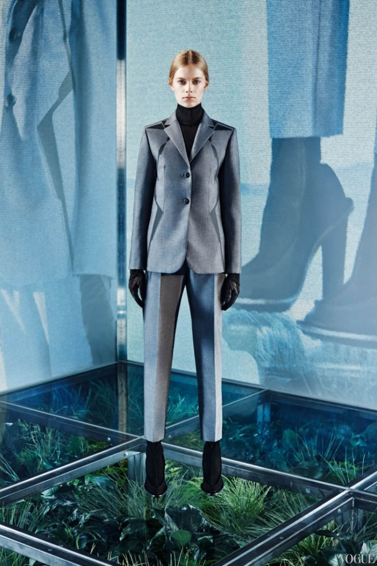 Balenciaga Couture весна-лето 2013 #11