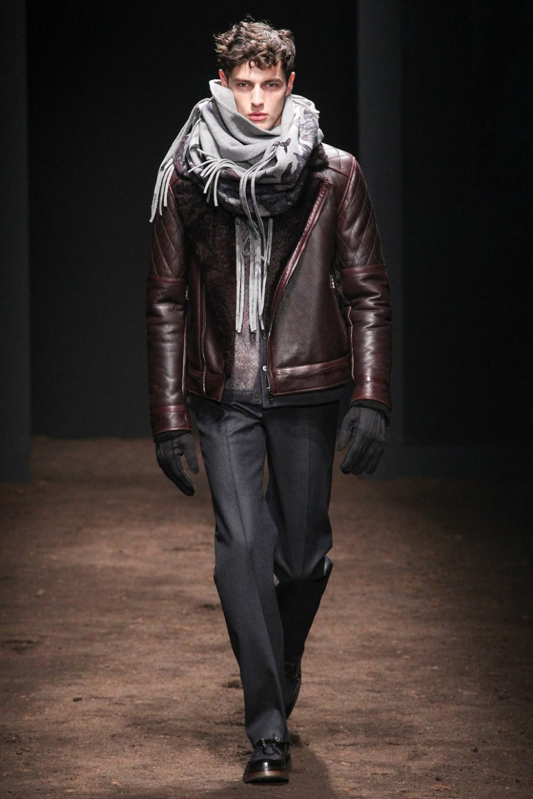 Salvatore Ferragamo Menswear осень-зима 2015/2016 #35