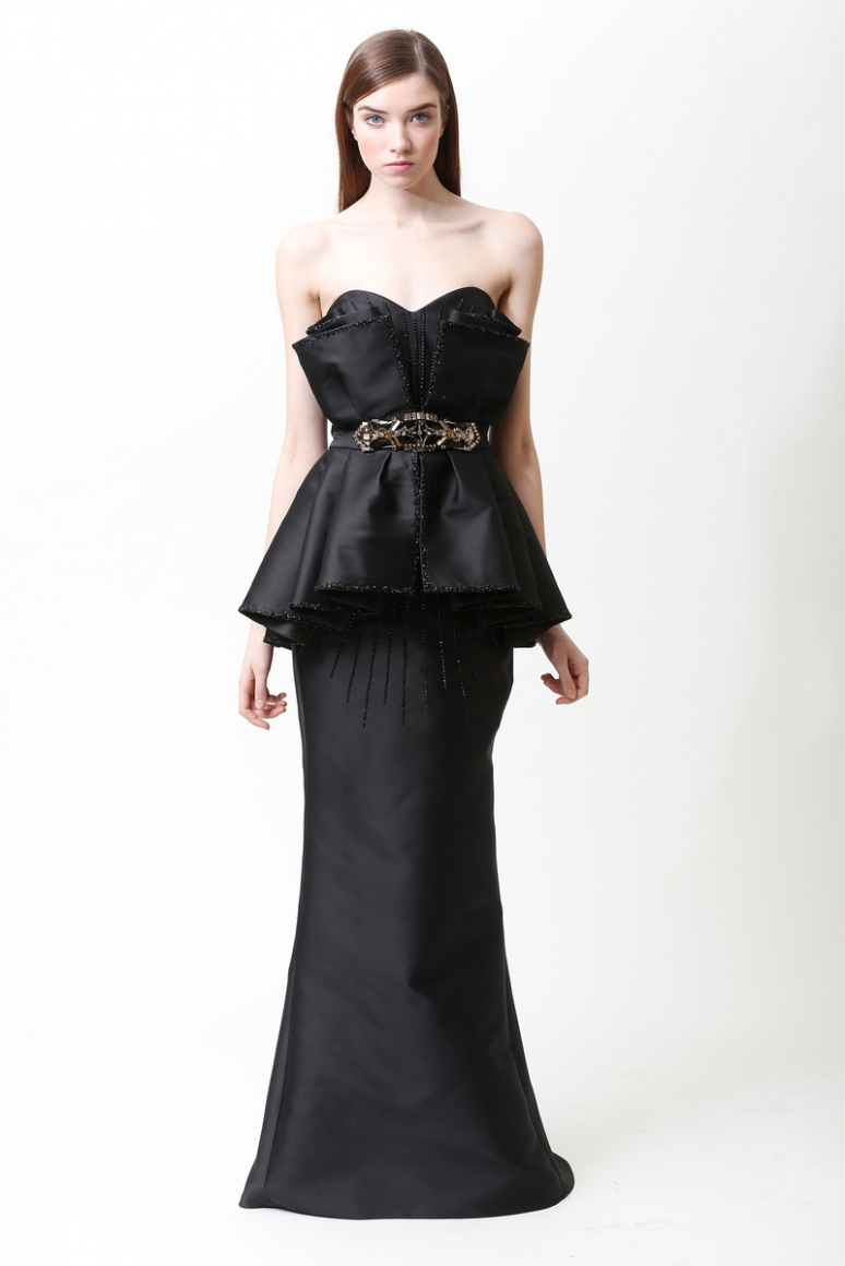 Badgley Mischka Pre-Fall 2013 #13