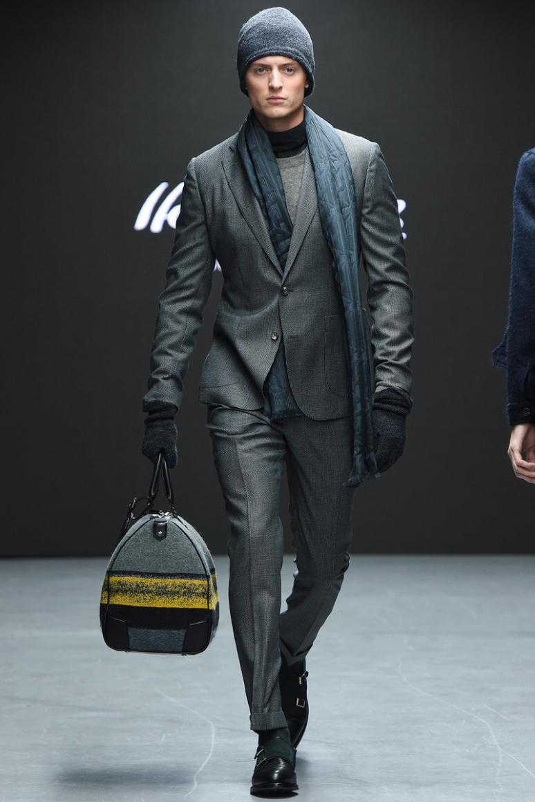 Hardy Amies Menswear осень-зима 2015/2016 #10