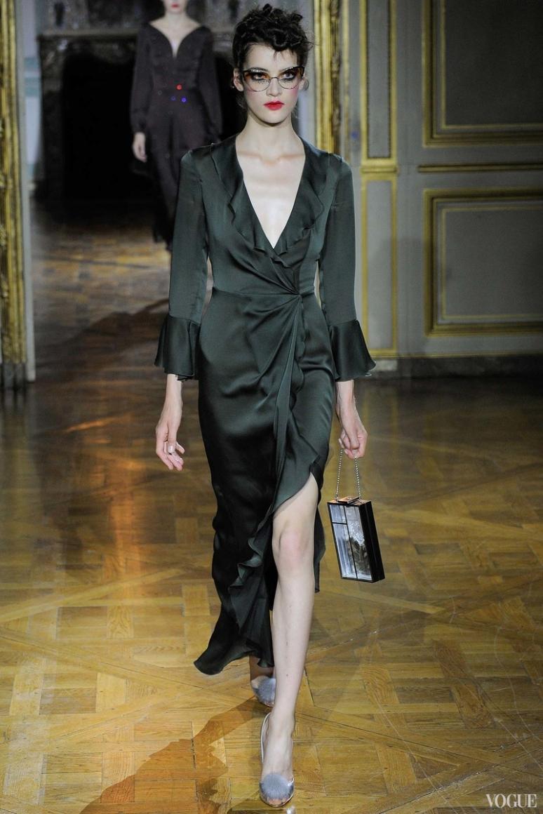 Ulyana Sergeenko Couture осень-зима 2015/2016 #20