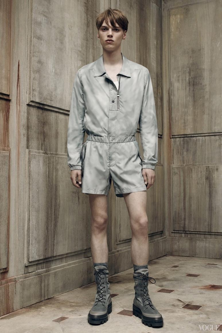 Balenciaga Menswear весна-лето 2016 #5