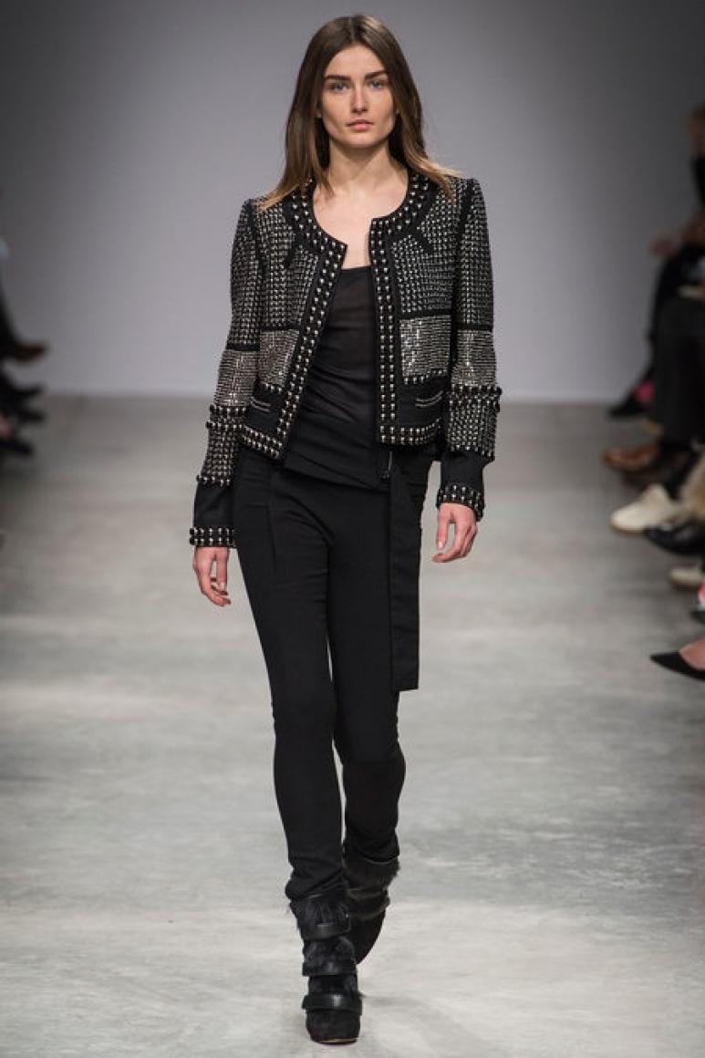 Isabel Marant осень-зима 2013/2014 #2